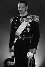 HM King Frederik IX of Denmark