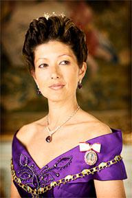 HH Princess Alexandra of Denmark née Manley