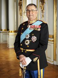 HRH Prince Henrik of Denmark