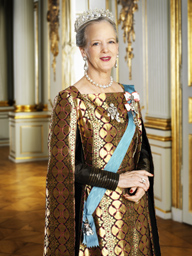 HM Queen Margrethe II of Denmark