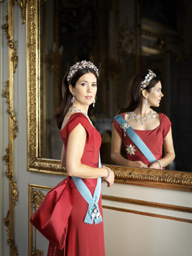 HRH Crown Princess Mary of Denmark née Donaldson