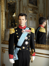 HRH Crown Prince Frederik of Denmark